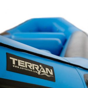 14′ Self-Bailing Raft – Terran